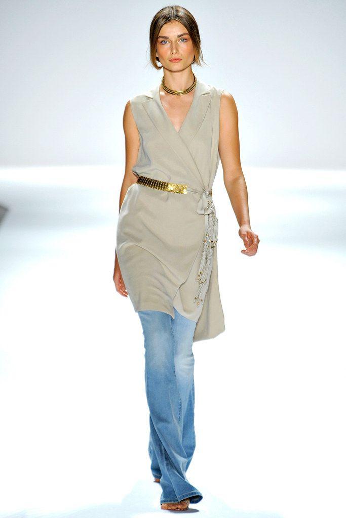 jordan uk cheap Elie Tahari Spring 2012 Ready to Wear Collection Photos   Vogue