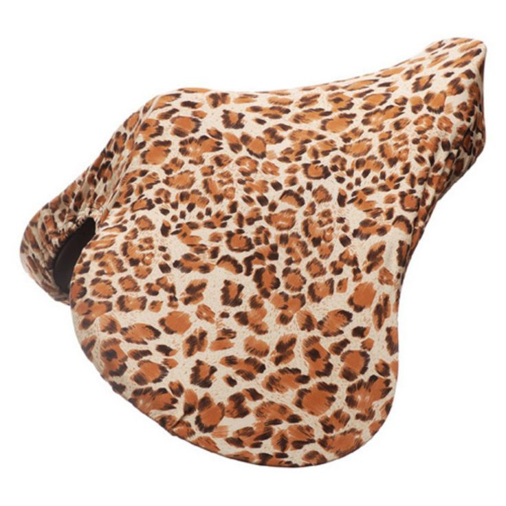 Tough-1 Fun Prints Lycra English Saddle Cover - 61-7910-700-0