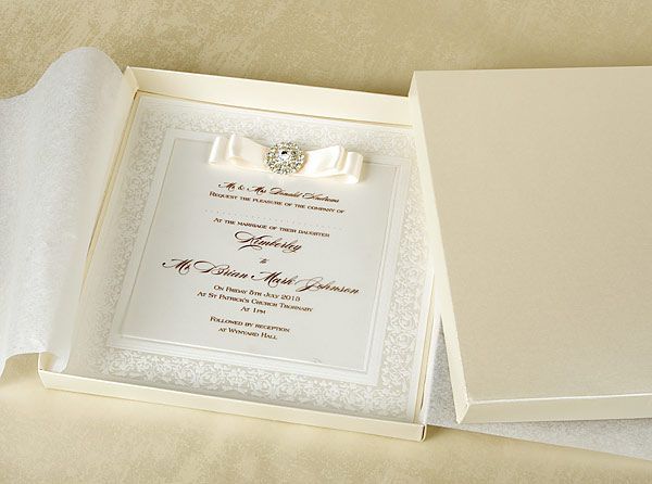 Wedding Invitations England
