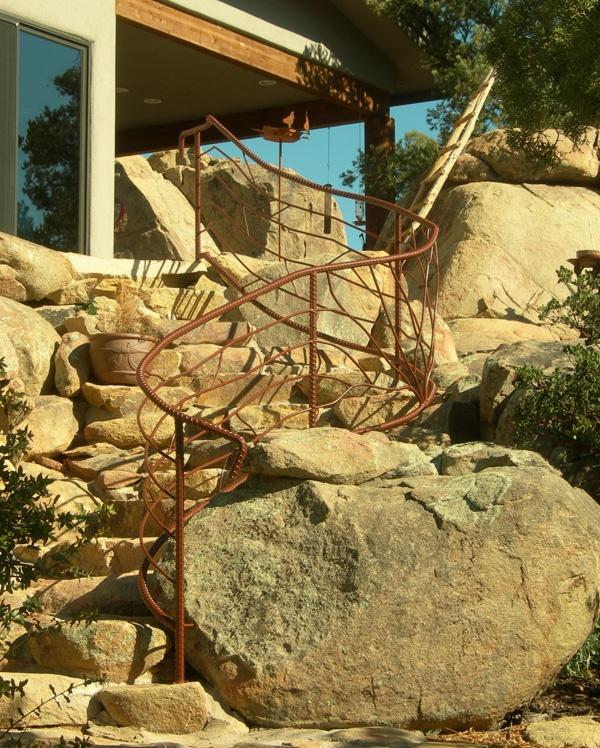 Awesome Rebar Art. | House Design ideas | Pinterest ...