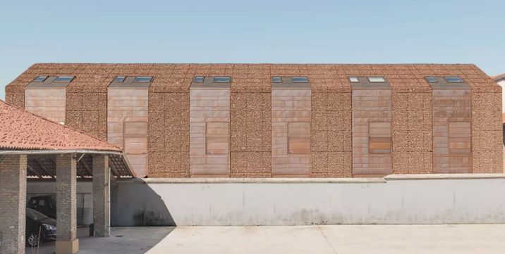 #ArchitetturaItaliana - #Housing by Gino Guarnieri and Roberto Mascazzini, ph Simone Bossi
