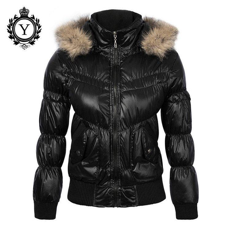 COUTUDI New Western Style Women's Clothing Nylon Warm Ladies Winter Jacket Women Down Coats Waterproof Coffee Short Light Paraka