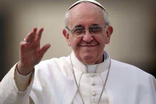 Papa Francesco I° - Al secolo Jorge Mario Bergoglio - Flores (Argentina) 17/12/1936.