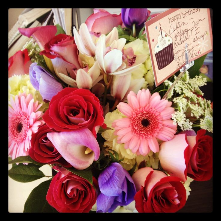 20 best flowers gift images on Pinterest   Floral bouquets, Flower ...