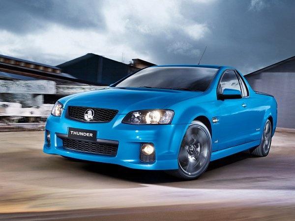 #SouthwestEngines Holden VE UTE SV6 Thunder 2011