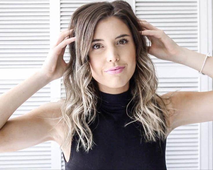 3 coiffures pour cheveux fins - Styles rapides et faciles avec un didacticiel - # styles de coiffure #quick # styles #tutorial - #new