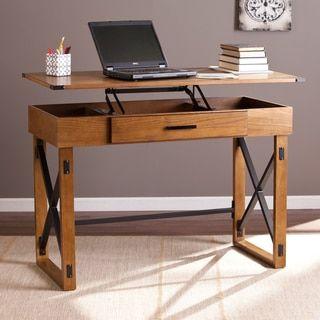 Harper Blvd Carlan Adjustable Height Desk | Overstock.com Shopping - The Best Deals on Desks