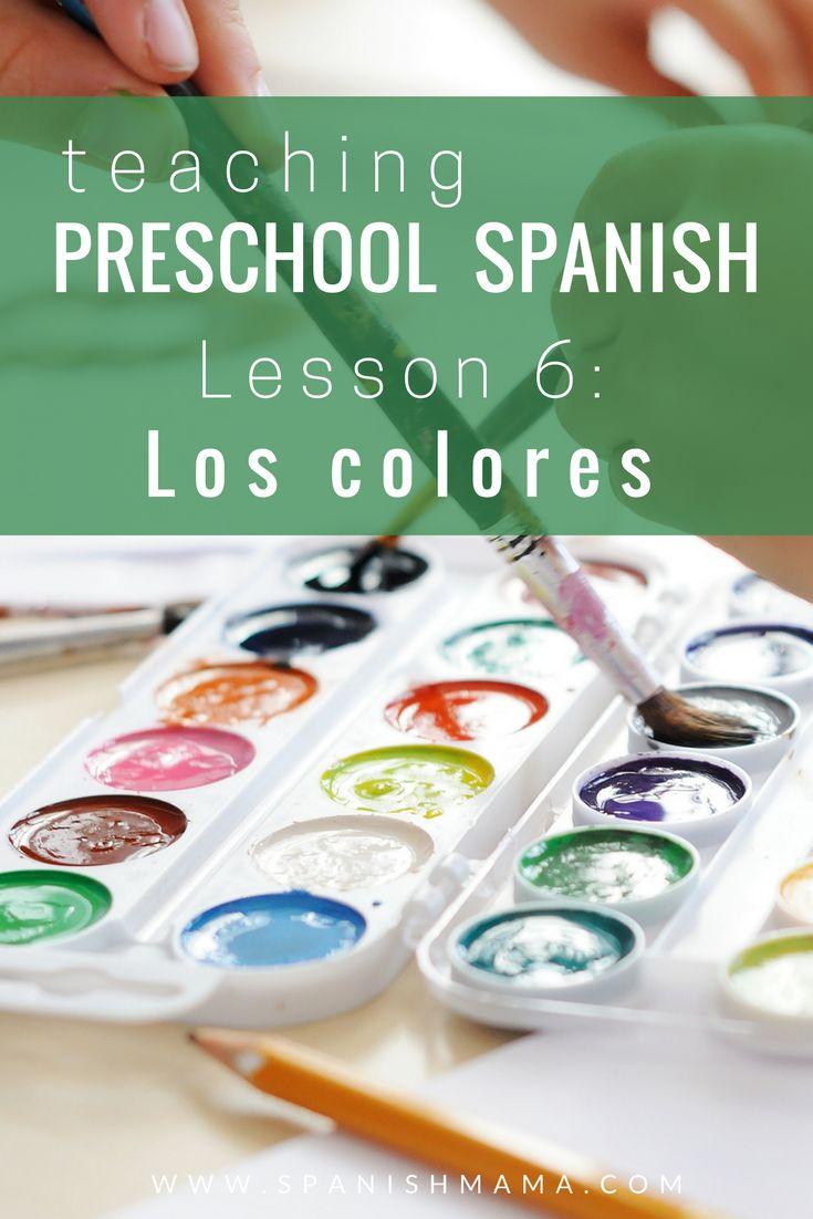 128 best Preschool Spanish images on Pinterest | Spanish class ...