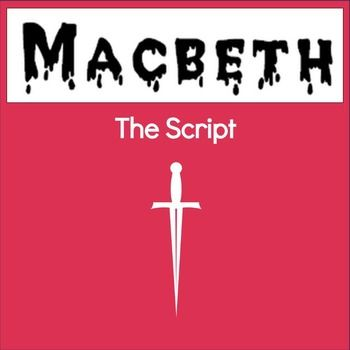 This simplified and abridged version of Macbeth is mostly in contemporary English, but also has occasional lines from the original play. I have used this script with mixed ability classes including 'gifted', special needs and ESL learners, and it's always been highly successful.