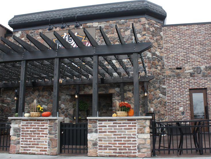 Lucky's 13 Pub at Burnsville, Center.  Dan Gustafson