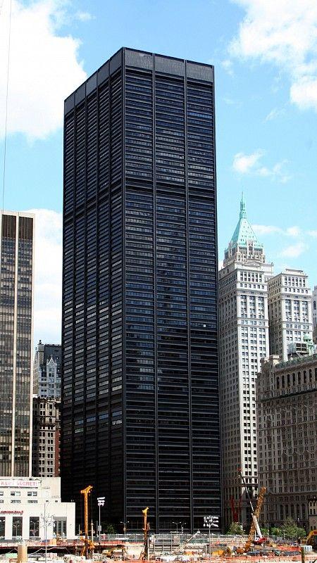 Commercial Facade Design Office Buildings