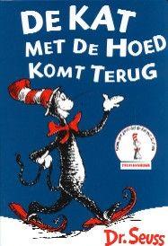 De kat met de hoed komt terug - Dr. Seuss
