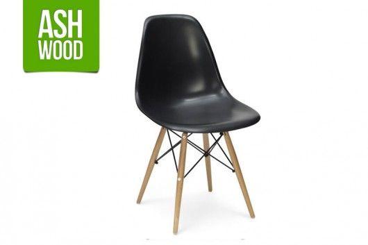 Replica Eames Black DSW Chair