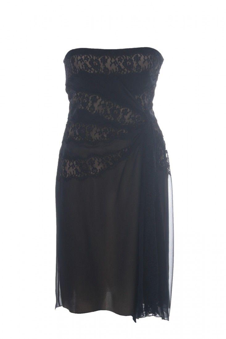 DRESS WOMAN ALBERTA FERRETI - Assunta Simeone - Boutique di abbigliamento donna, calzature,accessori - Boutique women's clothing, shoes, accessories