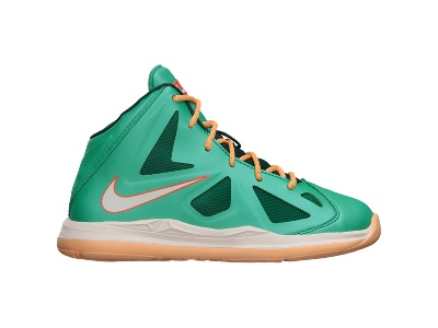 LeBron Boys Basketball Shoe - Miami Dolphins Style- What my son wants for  his bday