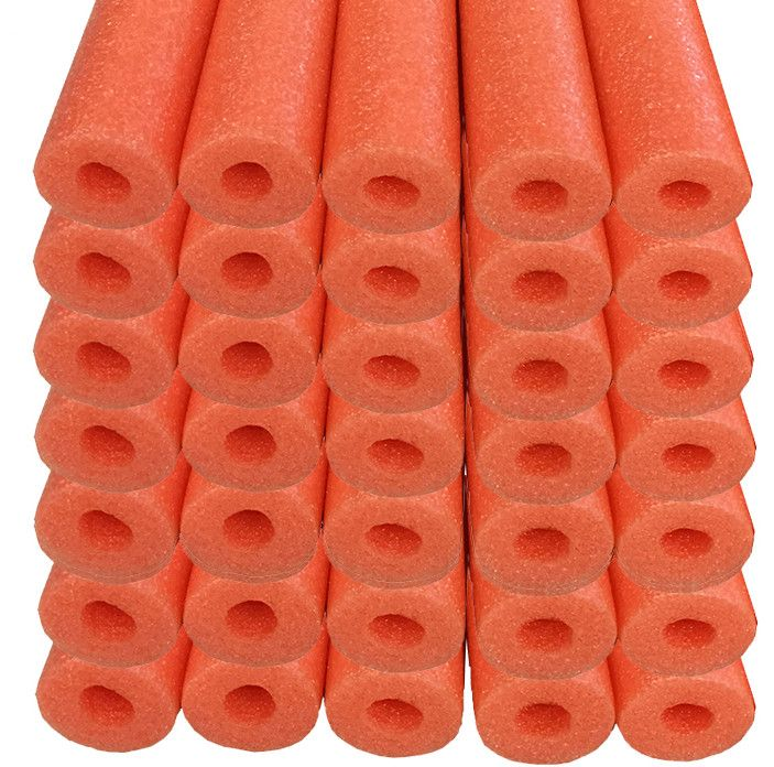 Oodles of Noodles Bulk Wholesale Deluxe Foam Swimming Pool Noodles (35 PACK)