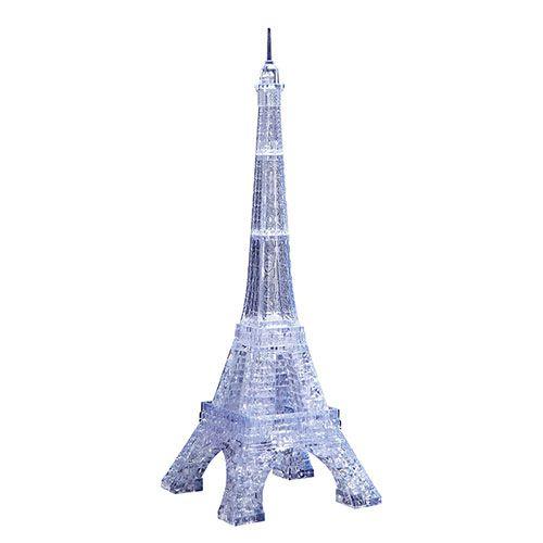 Crystal Puzzle Eiffel Tower U-Clear 3D