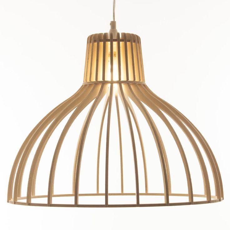 Stylish flatpack minimal lamp...