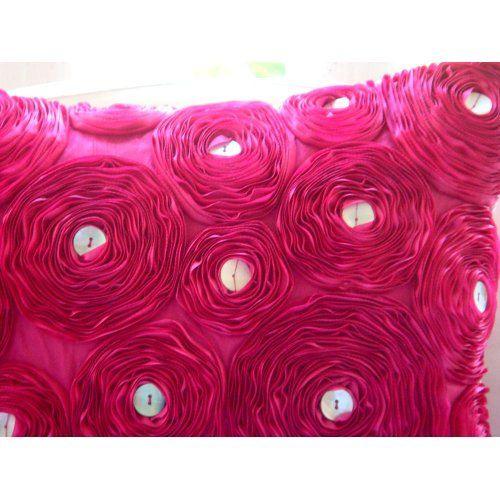 Designer Fuchsia Pink Shams, Ribbon Fuchsia Rose Flower F... https://www.amazon.com/dp/B005C1BOPM/ref=cm_sw_r_pi_dp_x_6xp1ybXDGCZF6