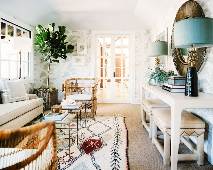This Eclectic Sunroom Defies Definition