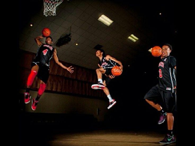 Mo Love Jr #4 AAU Team Elite