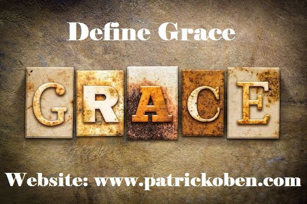 To characterize effortlessness is to endeavor to exemplify all of christianity in a solitary articulation of definition. This motivation behind this article is not to give another meaning of effortlessness but rather to give a comprehension of an old definition. Please visit our website http://patrickoben.com/define-grace-catch-revelation/ for more info.
