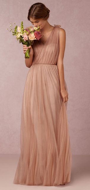 Bhldn Serenity By Donna Morgan