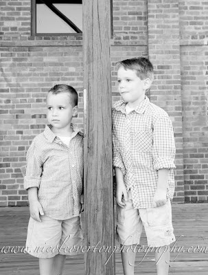brother photo shoot