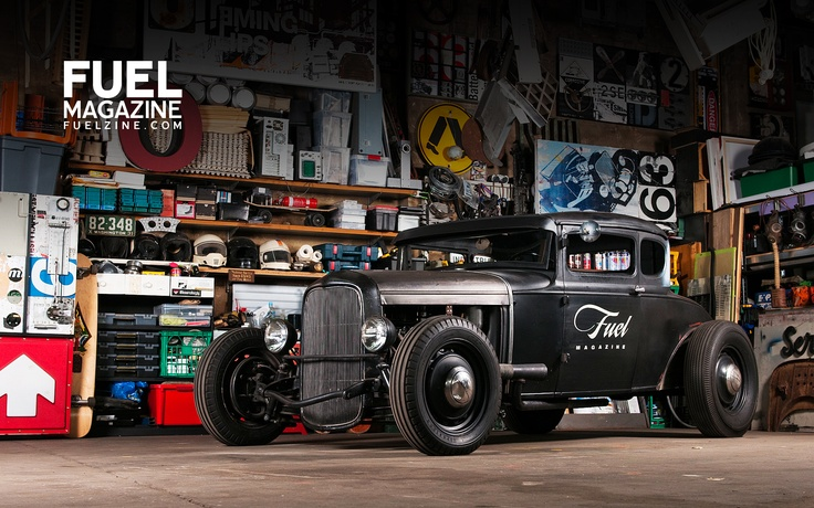 '31 Ford - FUEL