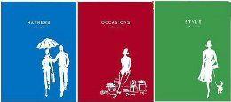Manners; Occasions; Style (3 Volume Set): Kate Spade, Ruth Peltason, Virginia Johnson: Amazon.com: Books