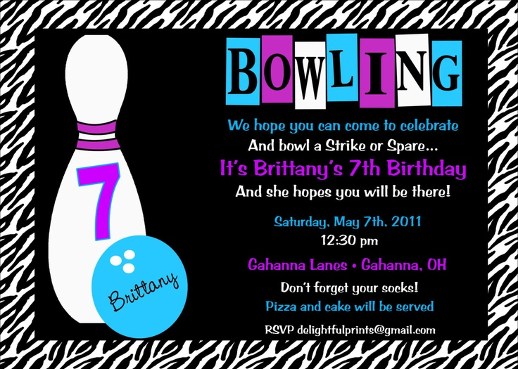 Best Princess Bowling Party Images On   Bowling Party