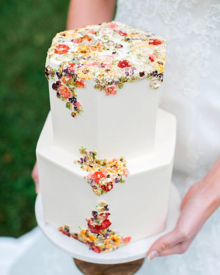 Jetzt im Trend: Bas-Relief Wedding Cakes #WeddingCake #WeddingCakeInspiration #Fon …   – Wedding Cakes