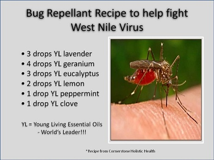 West Nile Virus Treatment Natural Remedies