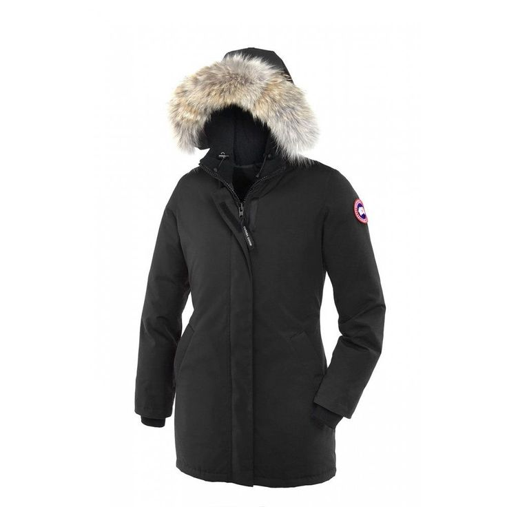 Canada Goose Victoria Ladies Parka - Jackets & Gilets from Country House Outdoor UK