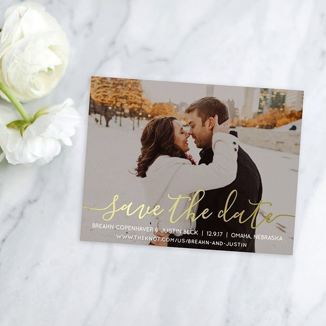 When Do I Send Out Wedding Invitations: When Do I Send Out Save The Dates? If I Had A Quarter For