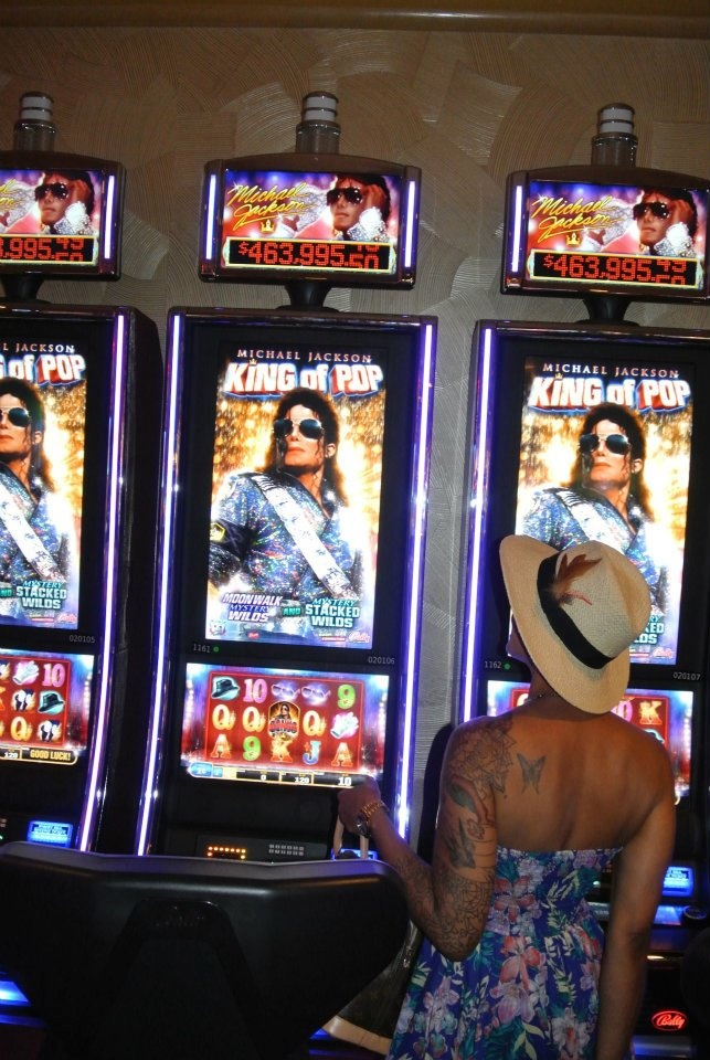 Michael Jackson Slot Machine