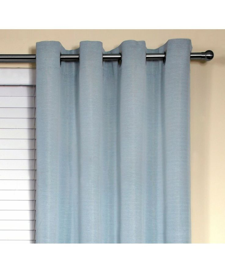 Blockout Chelsea - Ice Blue #curtains