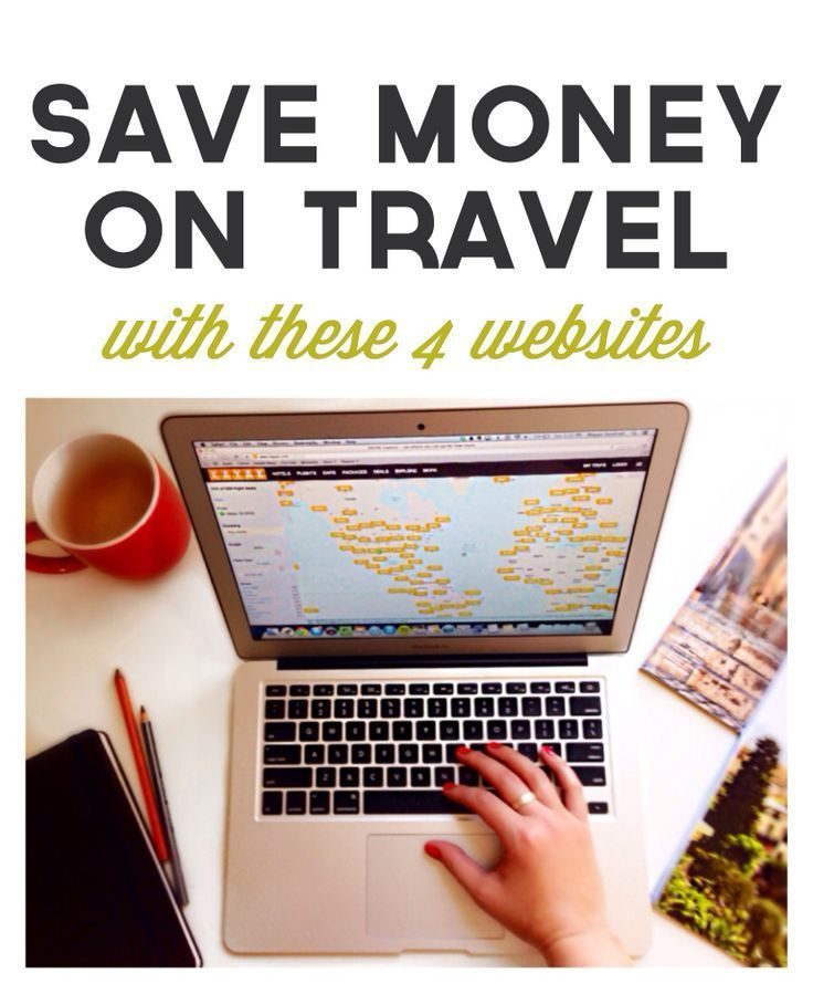 4 websites to help you save money on travel. budget travel tips, budget travel usa, #travel, #traveltips