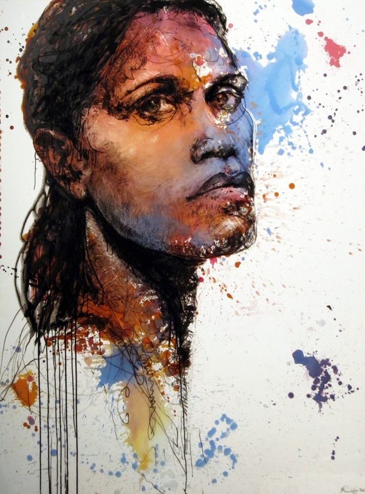 www.1egg1world.org if you want to swap something for this portrait of cathy freeman by archibald prize winning craig ruddy