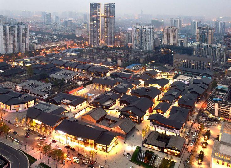 Sino-Ocean Taikoo Li is the living urban heart of future Chengdu. Set in the…