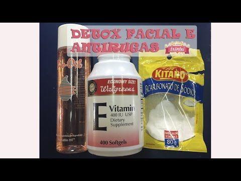 Detox Facial Antirugas - BARATEX! - De Repente Trintei