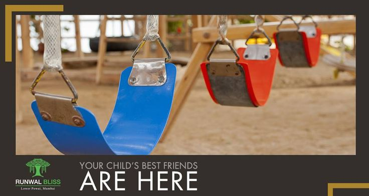 A playground for your toddlers that is placed among-st the company of trees, plants and soothing grass- Runwal Bliss provides your child with the long-lost childhood bliss.