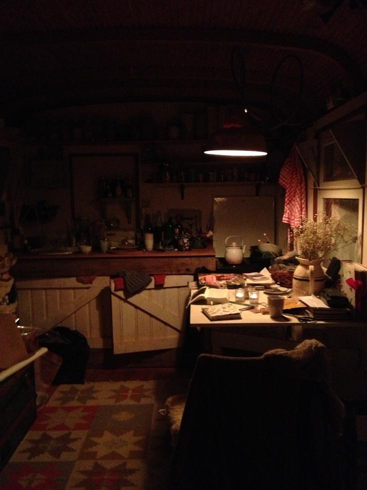 my little gypsywagon house
