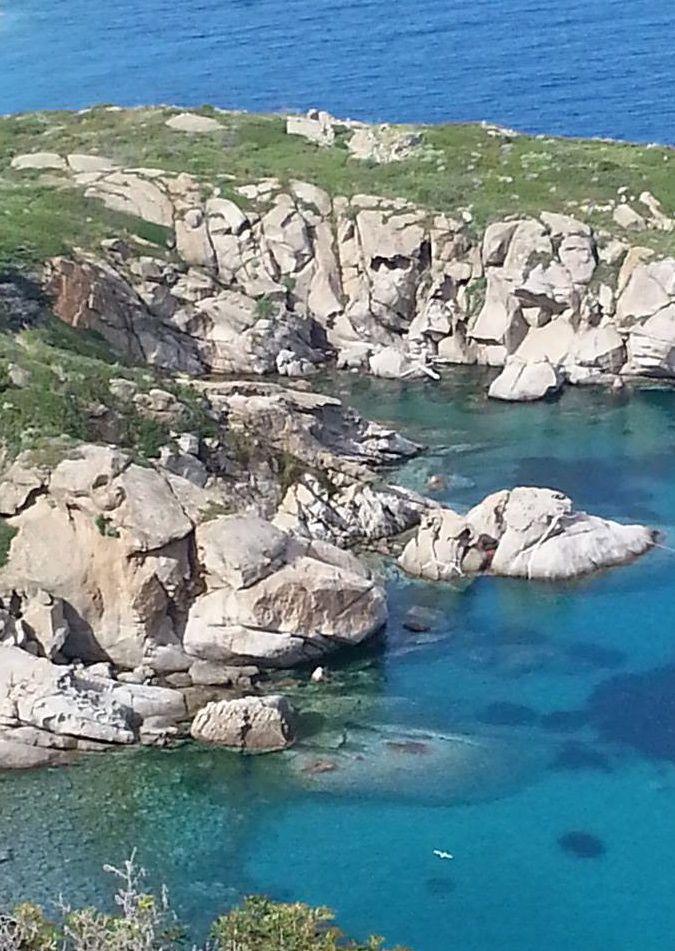 isola del giglio - lazzaretto