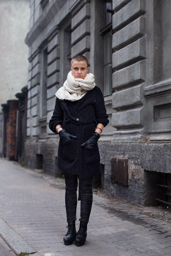 a new favorite from the sartorialist snapped in poznań, poland.