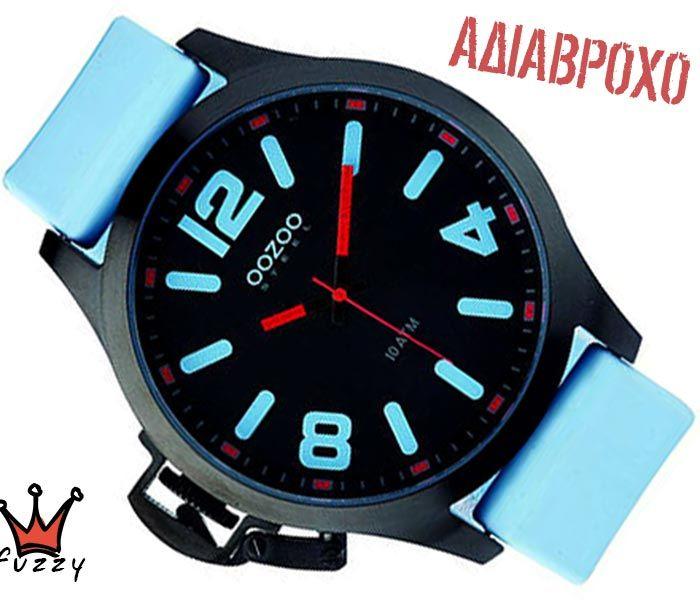 Ρολόι OOZOO STEEL XL OS380