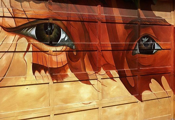 CAs Art | Mural, Mission District, San Francisco - Photo: ©David Ohmer/Flickr