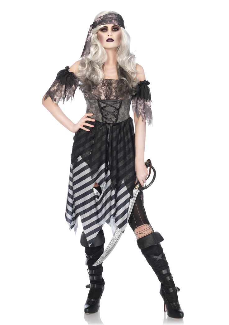 Ghost Pirate Costume  sc 1 st  Pinterest & 19 best Dead Pirate Run images on Pinterest | Halloween prop ...