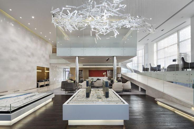 Yuguandi – Sales Pavilion & Gallery / BLVD International