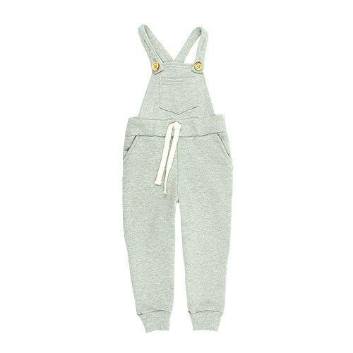 mini mioche x heart & habit comfy overalls